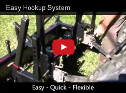Arena Rover Easy Hookup system